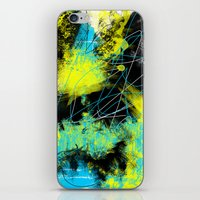 splash iPhone & iPod Skins featuring Splash by Timothy Davis