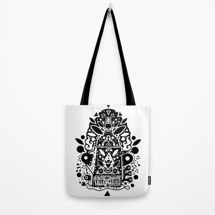 kozmik machine Tote Bag