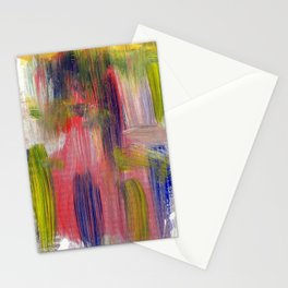 Nausea at the fair Stationery Cards