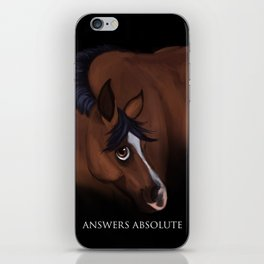 Answers Absolute iPhone Skin