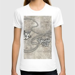 Wonderful decorative vintage design T-shirt