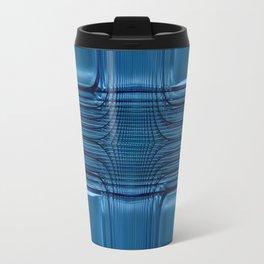 Blau Glas Travel Mug