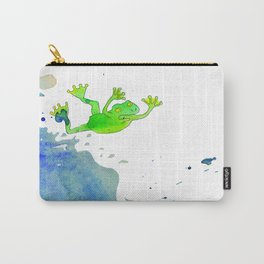 jumping frog Carry-All Pouch