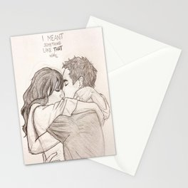 Nick and Jess Stationery Cards