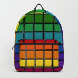 Rainbow Chex Echo Backpack