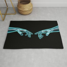 Electromagnetic Inception Rug