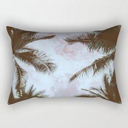 Vintage Palms Rectangular Pillow