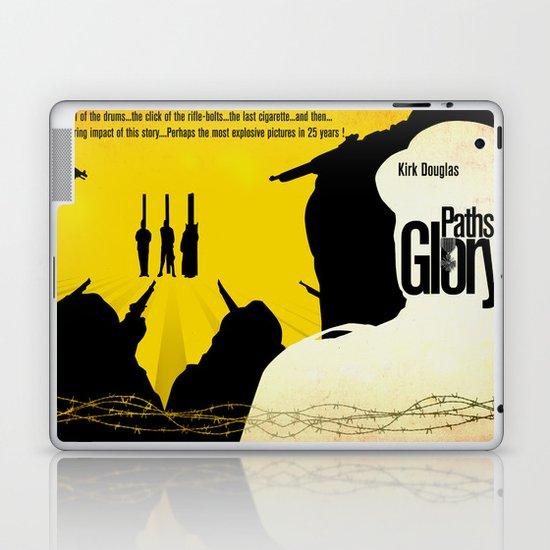 Paths of Glory Laptop & iPad Skin