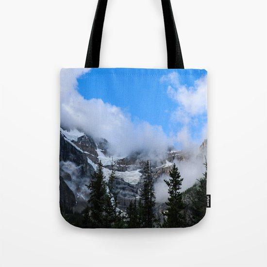 Mountain Sound Tote Bag