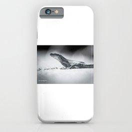 The iron lizard III iPhone Case