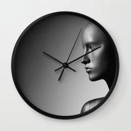 Mannequin Wall Clock