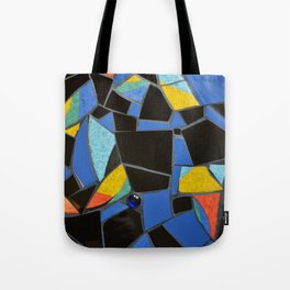 Toucan Dance Mosaic Tote Bag
