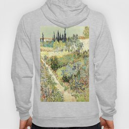 Vincent Van Gogh : Garden at Arles Hoody