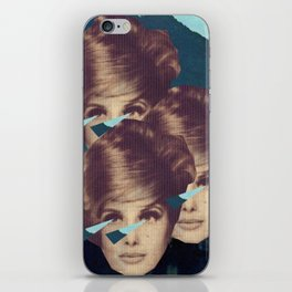 Triplets With Those Eyes iPhone Skin