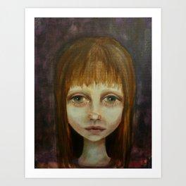 Jolanta Art Print