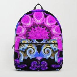Colorful Oriental Mandala Backpack