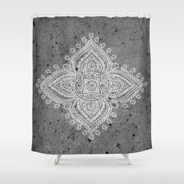 Henna Inspired 5 Shower Curtain