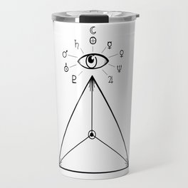 Freemasonry Travel Mug