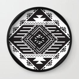 American Native Pattern No. 80 Wall Clock