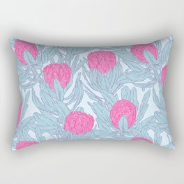 King Protea Rectangular Pillow