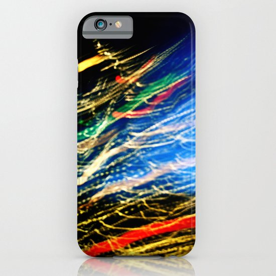 Christmas flying by iPhone & iPod Case