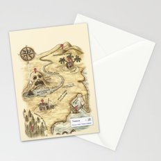 Did You Mean Treasure Island? Stationery Cards