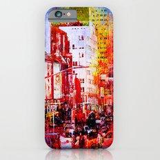 New-York Slim Case iPhone 6