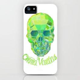 Omnia Vanitas  iPhone Case