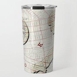 Bike Brooklyn Travel Mug