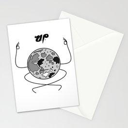Yogi Moon Dude Stationery Cards