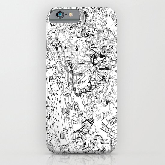 Fragments of dream iPhone & iPod Case