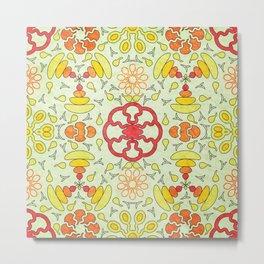 Colorful Mandala #03 Metal Print
