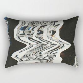Lost Loop (Glitch ver.) Rectangular Pillow