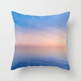 Day Light Throw Pillow