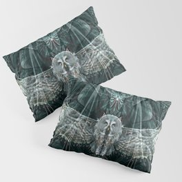 The Owl Pillow Sham