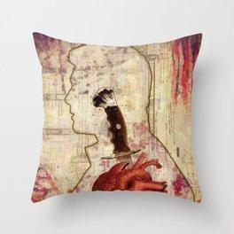 Ricasso Throw Pillow