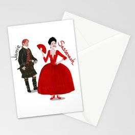 Vive le Frasers! Stationery Cards