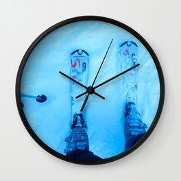 I like snow Wall Clock