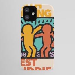 Best Buddies iPhone Case
