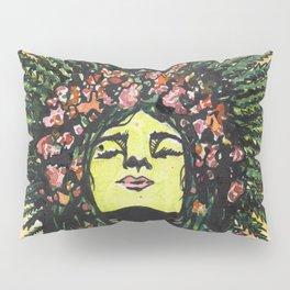Green Goddess Pillow Sham