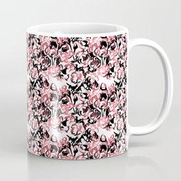 Floral Wash Pattern Coffee Mug