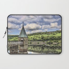 The Tower At Pontsticill Reservoir Laptop Sleeve