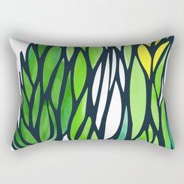 Nature's Texture Rectangular Pillow