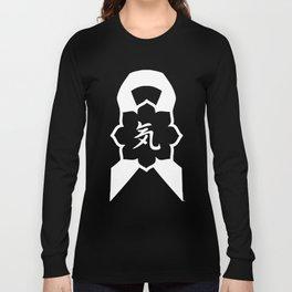 Key Clothing Canada Essence Ribbon Logo Long Sleeve T-shirt