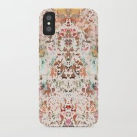 minerals iPhone & iPod Cases featuring Mystic Minerals 2 by Caroline Sansone