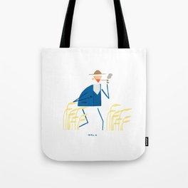 A walk with Van Gogh Tote Bag