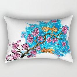 Paint Me A Tattoo Rectangular Pillow