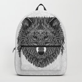 Gray Wolf Backpack