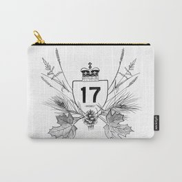 Highway 17 Carry-All Pouch