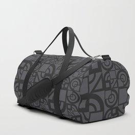 Bauhaus 39 Petrol Grey ed. Duffle Bag
